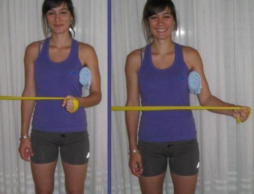 Ασκήσεις ενδυνάμωσης των στροφέων μυών του ώμου